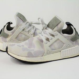 Adidas XR1 White Duck Camo BA7233 Sneakers Tennis